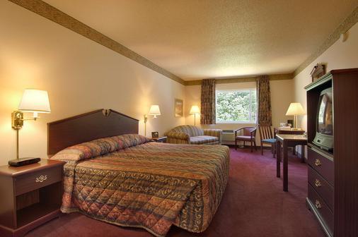 塞勒姆騎士酒店 - 賽倫 - 塞勒姆 - 臥室