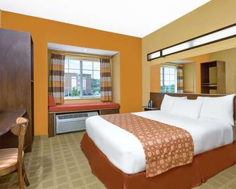 Microtel Inn & Suites by Wyndham Greenville/University Med - Greenville - Schlafzimmer