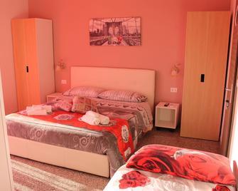 Charm Airport - Reggio Calabria - Schlafzimmer