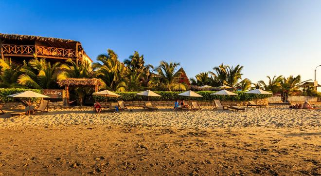 曼柯拉海浪酒店 - 曼科拉 - 馬納普拉 - 海灘