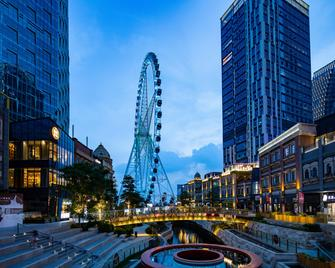Intercontinental Quanzhou - Quanzhou - Вигляд зовні
