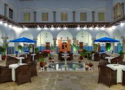 El Minzah Hotel - Tangier - Lobby