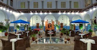 El Minzah Hotel - Tánger - Recepción