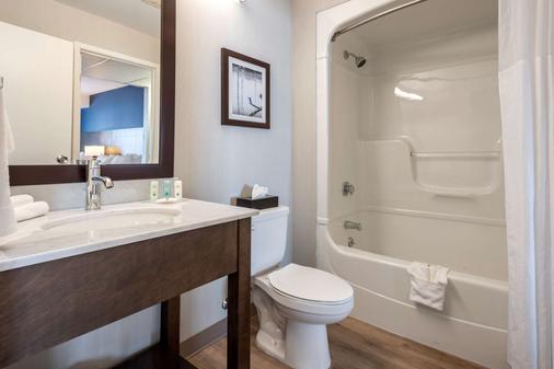 Quality Suites - Thành phố Quebec - Phòng tắm
