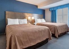 Quality Suites - Thành phố Quebec - Phòng ngủ