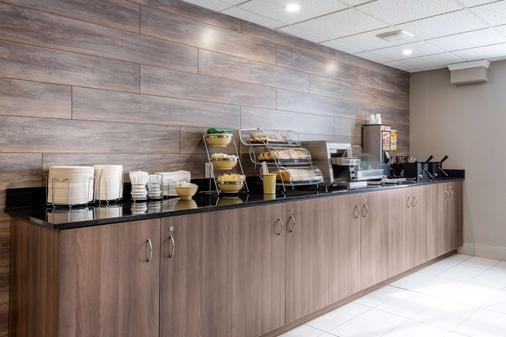 Quality Suites - Thành phố Quebec - Buffet