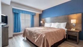 Quality Suites - Québec City - Bedroom