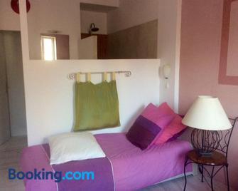 La planque - Gruissan - Schlafzimmer