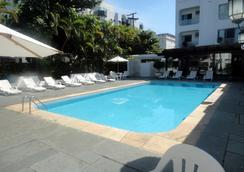 Hotel Guarujá Beach - Guarujá - Piscina