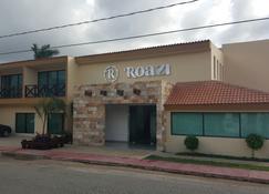 Hotel Roazi - Tizimín - Bangunan