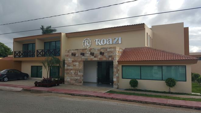 Hotel Roazi - Tizimín - Building