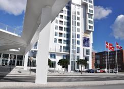تيفولي هوتل - كوبنهاغن - مبنى