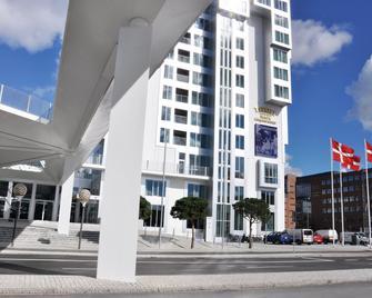 Tivoli Hotel - København - Bygning