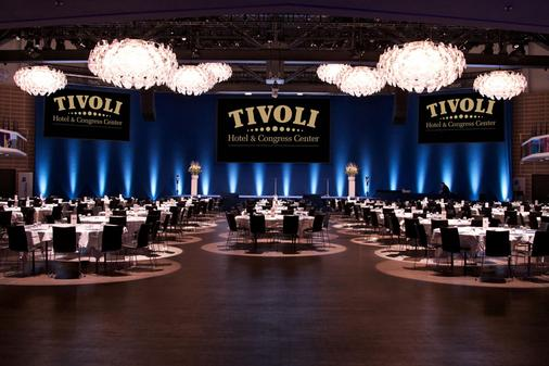 Tivoli Hotel - Copenhagen - Banquet hall
