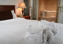亞瑟王子海濱套房酒店 - 桑德灣 - 桑德貝 - 臥室
