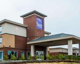 Sleep Inn & Suites Airport - East Syracuse - Building
