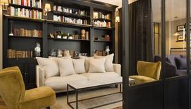 Hotel De Nemours Rennes - Rennes - Lounge
