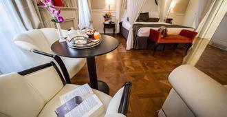 Victoria Hotel Letterario - טריאסטה - חדר שינה