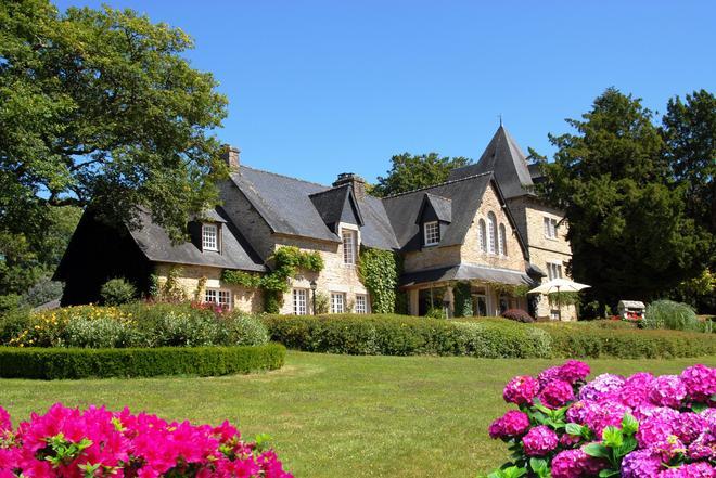 Le Manoir de Kertalg - Moëlan-sur-Mer - Building