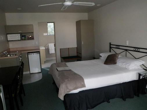 Durham Motor Inn - Tauranga - Bedroom