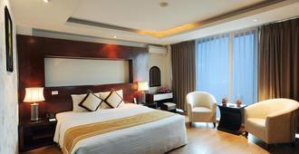 コシアナ ホテル - ハノイ - 寝室