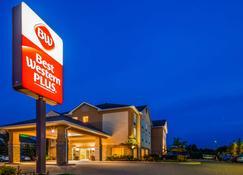 Best Western Plus Muskoka Inn - Huntsville - Building