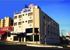 Parisi Hotel - São Carlos - Edifício
