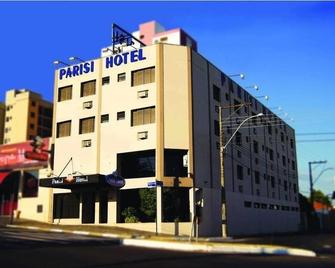 Parisi Hotel - São Carlos - Gebäude