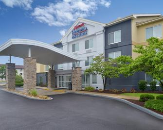 Fairfield Inn & Suites by Marriott Pittsburgh New Stanton - New Stanton - Building