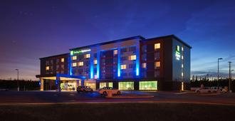 Holiday Inn Express & Suites ST John'S Airport - San Juan de Terranova - Edificio