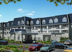 Courtyard by Marriott Lenox Berkshires - Lenox - Building