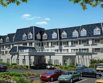 Courtyard by Marriott Lenox Berkshires - Lenox - Edificio