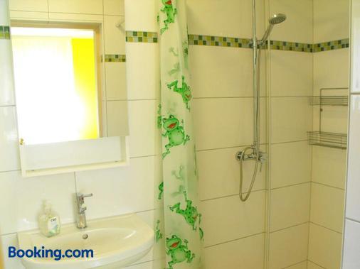 Pension Froschprinz - Seligenstadt - Bathroom
