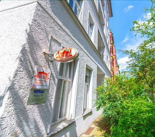 Backpackerberlin - Berlin - Outdoor view