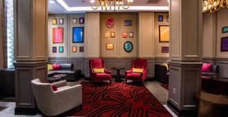 Fairfield Inn and Suites by Marriott Philadelphia Downtown/Center City - Philadelphia - Lounge