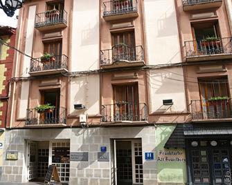 Hotel La Paz - Jaca - Building