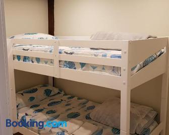 Apartamentos-Bermeo - Bermeo - Schlafzimmer