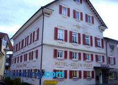 Adler Post - Titisee-Neustadt - Rakennus