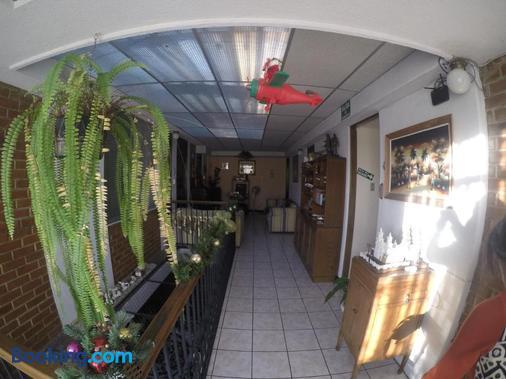 Mariana's Petit Hotel - Ciudad de Guatemala - Hallway