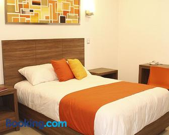 Hotel Villa Express - Victoria de Durango - Schlafzimmer