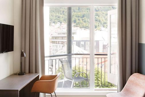 康福特茵酒店 - 卑爾根 - 卑爾根 - 陽台