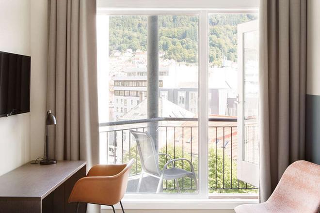 Comfort Hotel Bergen - Bergen - Balcón