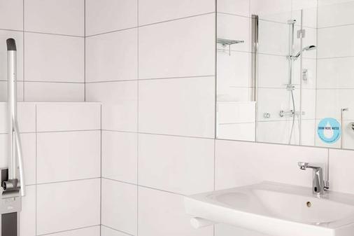 Comfort Hotel Holberg - Bergen - Phòng tắm