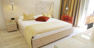 Hotel Steffani - Sankt-Moritz - Camera da letto