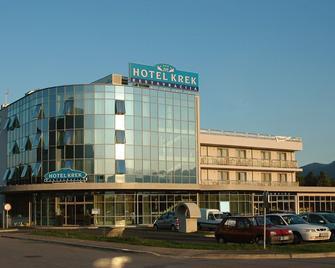 Hotel Krek Superior - Lesce - Budova