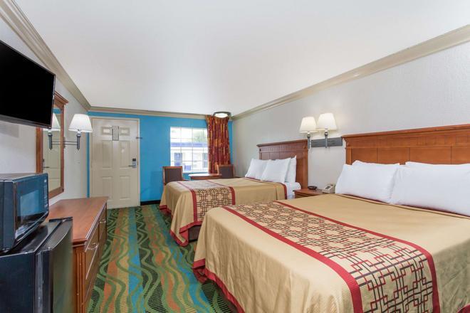 Days Inn by Wyndham Virginia Beach Town Center - Virginia Beach - Phòng ngủ