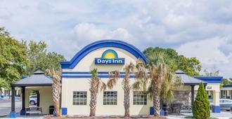 Days Inn by Wyndham Virginia Beach Town Center - Virginia Beach - Edificio