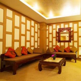 The Tarntawan Hotel Surawong Bangkok - Bangkok - Oleskelutila