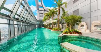 Caesar Park Hotel Banqiao - Taipei - Svømmebasseng