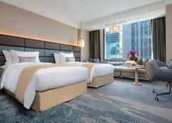 Caesar Park Hotel Banqiao - Taipei - Slaapkamer